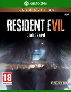 Resident Evil 7 Gold Edition Inc Season pass - £17.92 + More @ Turkish Xbox Store