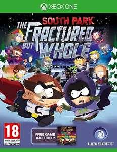 [Xbox One] South Park The Fractured But Whole - £14.99 / Call of Duty WWII - £20.99 (£21.99 - PS4) / Shadow of War - £15.99 - eBay/Boomerang (As New)