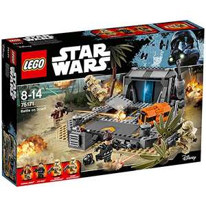 LEGO 75171 Star Wars Battle on Scarif amazon prime