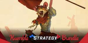 Strategy Bundle - From 71p - Humble Bundle (Plus free World of Warships items)