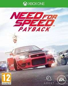 (Used) Need For Speed Payback - Xbox One @ eBay (Boomerang Rentals) - £19.99