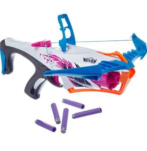 Nerf Rebelle Focus Fire Cross Bow now £5.99 instore @ Smyths Toys (Birstall)