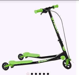 Y Fliker A1 Scooter now £39.99 instore @ Toys r us (Leeds)