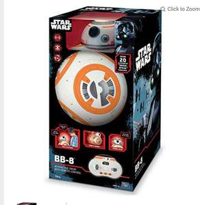 Star Wars Interactive BB-8 Droid with Remote Control Ages 9 Years+ £69.50 @ eBay Tesco Outlet