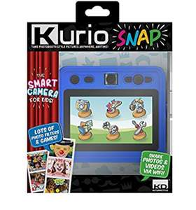 Kurio snap kids portable photo booth only £23.99 @ Toys R Us Leeds