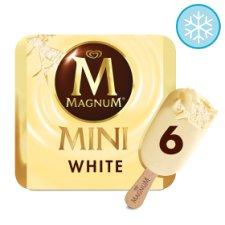 Magnum Mini White Ice Cream 6X55ml - £1.94 @ Tesco