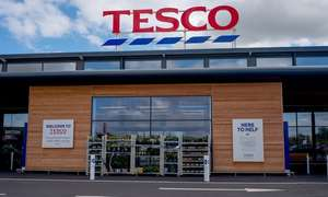 £10 Tesco eGift voucher for £5 via Groupon
