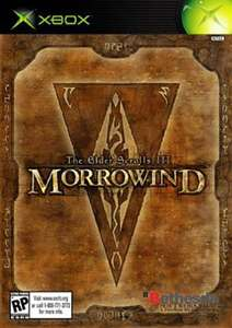 (Pre owned - Xbox/Xbox One backwards compatible) Elder Scrolls III: Morrowind - £7.00 @ CeX (Add £1.50 if delivered)