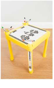 Despicable Me 3 table £6.25. Was £25. Online & Instore at The Entertainer