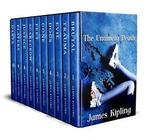The Untimely Death Box Set Kindle Unlimited