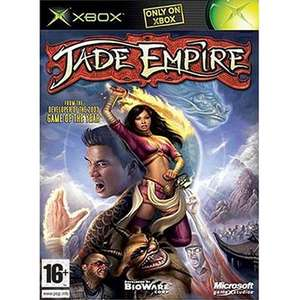 (Used - Xbox/Xbox One) Jade Empire - £1 instore @ CeX (Add £1.50 for delivery)