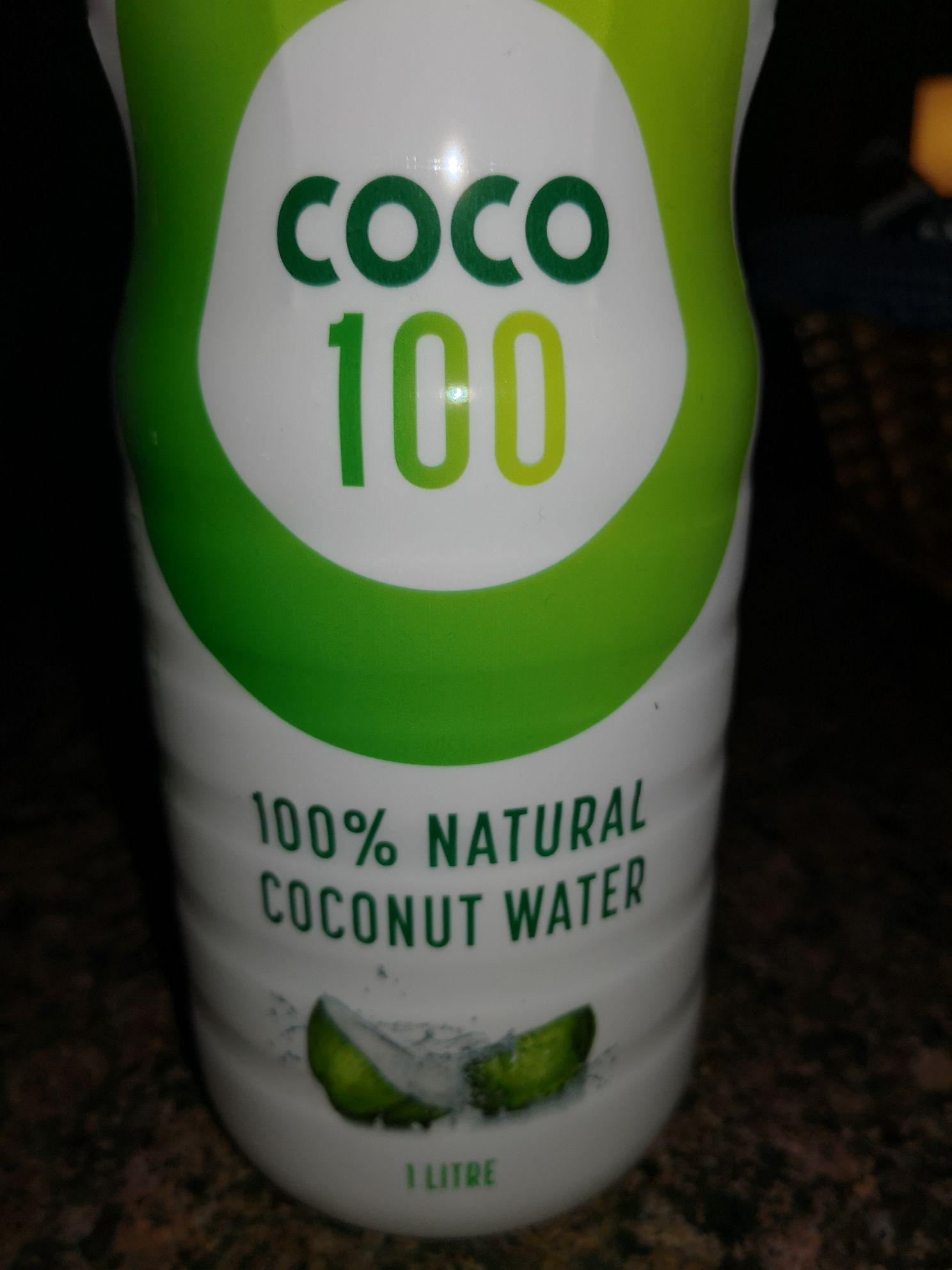 Coco 100 pure coconut juice 1ltr £1 B&M Bargains