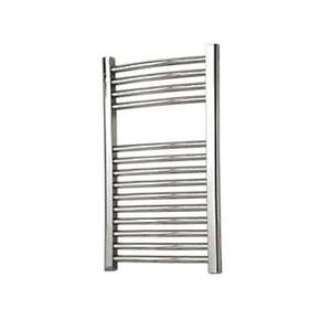 Flomasta Curved Towel Radiator 700 x 600 Chrome £18.99 @ Screwfix - Free C&C