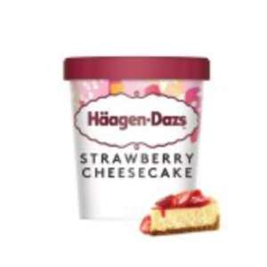 Haagen-Dazs Strawberry Cheesecake Ice Cream 500ml - £2.50 @ Iceland