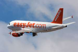 EASYJET sale for Oct 18- Feb 19- tomorrow from 6am