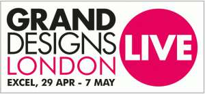 FREE Grand Designs Live tickets - Code MSEGDL