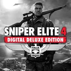 Sniper Elite 4 Digital Deluxe Edition (Includes season pass)  £20.99 for PS plus members