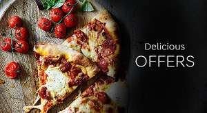 WOODFIRED PIZZA MEAL DEAL FOR £10 at M&S (1 pizza, 2 sides and a dessert)
