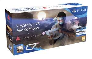 Sony PlayStation VR Aim Controller + Farpoint game (PSVR) £44.85 Delivered @ Base