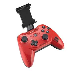 Mad Catz C.T.R.L.R Mobile Gamepad - Gloss Red (Android) £11.95 (Prime) / £15.94 (non Prime) Sold by Go2Games and Fulfilled by Amazon.