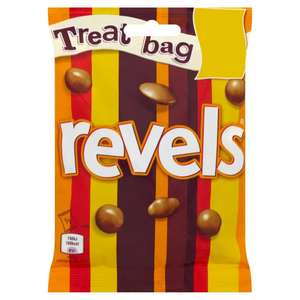 REVELS TREAT BAG 78G 79p @ pounstretcher