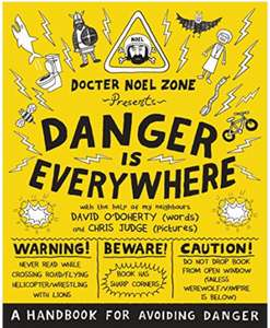 Danger is everywhere Book Kids (pre owned) £2.17 @ Worldofbooks