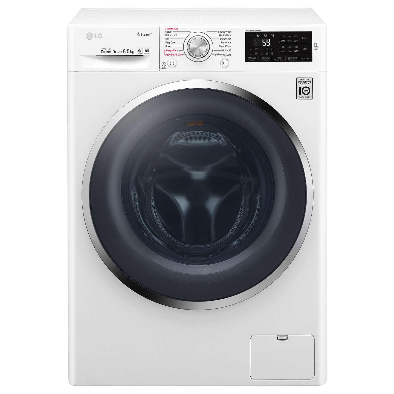 LG F4J6EY2W  8kg washine machine £369 @ john lewis