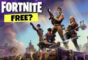 Fortnite save the world now free