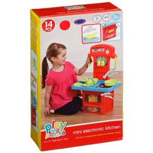 My First Kitchen 20pc Play Set £2.99 @ B&M bargains