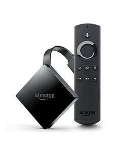 Amazon All-New Fire TV with 4K Ultra HD and Alexa Voice Remote £59.99 @ Very