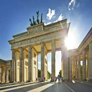 2 nights in Berlin for £82.98 each (£165.96 total) including flights and 3* hotel w/breakfast @ Groupon