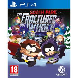 [PS4/Xbox One] South Park The Fractured But Whole - £17.99 - 365Games