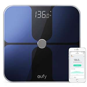 Eufy Smart Weighing Scales with App Bluetooth Digital Bathroom Scales with Large LED Display + 15 months warranty  £29.99 Sold by AnkerDirect and Fulfilled by Amazon - lightning deal