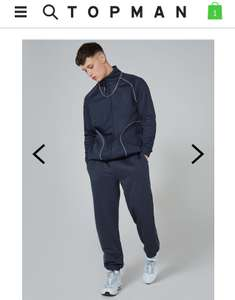 Vision Street Wear Tracksuit was £45 now £10 delivered @ Topman