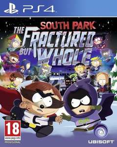 South Park : The Fractured But Whole PS4 (Pre-Owned) £14.59 @ MusicMagpie