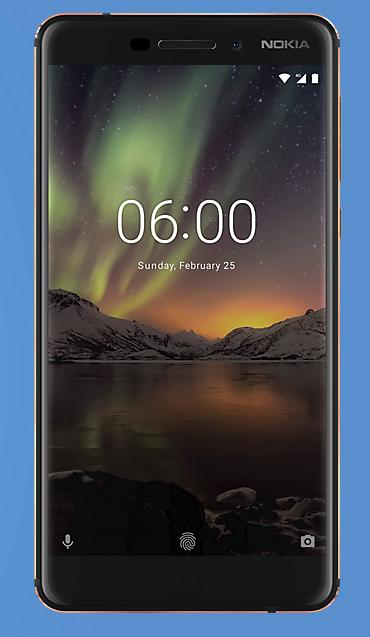 New Nokia 6 2018 £229 @ Carphone warehouse