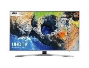 Samsung UE55MU6400 55 Inch Ultra HD 4K Smart TV  £450.69  Ebuyer