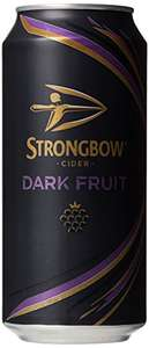 24 x Strongbow Dark Fruits £21.60  @ Amazon