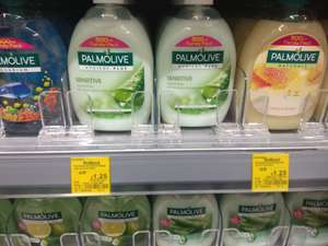 Palmolive Hand wash 500ml family pack instore at Asda for £1.25