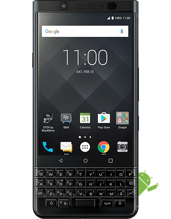 BlackBerry KEYone Black Version 4GB RAM, 64GB HDD at CPW for £399