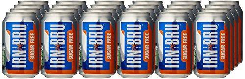 Iron bru sugar free 24 x330ml £6.00 delivered with amazon prime / £10.75 non-Prime