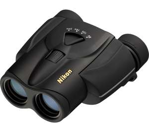 NIKON Aculon T11 8-24 x 25 mm Binoculars - Black £98.99 @ Currys