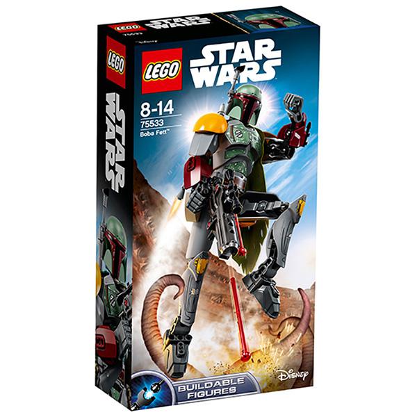 Lego Boba Fett 75533 - £20.80 @ Sainsbury's