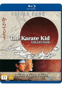 [Blu Ray] The Karate Kid 3 Film Collection - £6.99 - Coolshop
