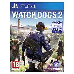 Watch dogs 2 (PS4) £9.99/ Dishonored 2 (PS4) £4.99/ Uncharted 4 (PS4) £12.99 all used & part of the 3 for 2 offer where cheapest game is free @ GAME