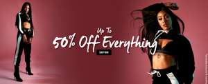 Miss pap - up to 50% off EVERYTHING - items start from £1 (£3.99 P&P on orders under £50)