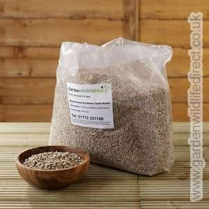 Garden Wildlife Direct - 20kg Sunflower Hearts - £20.49 Including postage! 2-4% Quidco