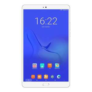 Teclast T8 Tablet MediaTek MT8176 Q Hexa-core 2.1GHz 8.4 Inch 2560x1600 IPS 4GB RAM DDR3L 64GB ROM eMMC WIFI Android 7.0 - White/Gold - £153.04 @ Geekbuying