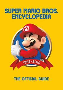 Pre-Order Super Mario Encyclopedia £23.83 Hardcover @ Amazon (Limited Edition £50.05)
