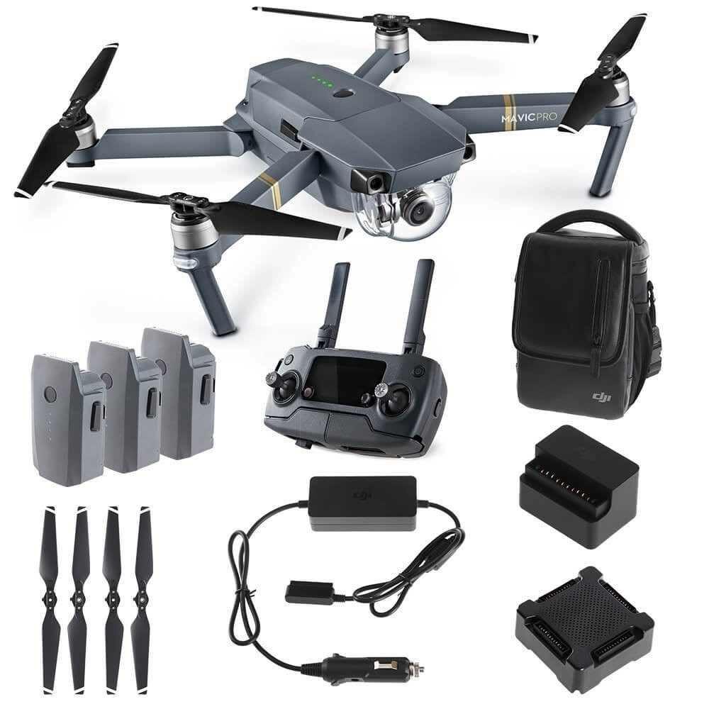DJI Mavic Pro fly more combo @ Amazon for £999